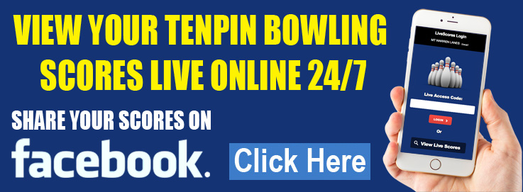 Tenpin Bowling LiveScores